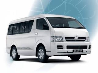 Rent A Toyota Quantum 10 Seater